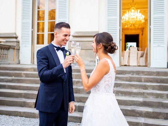 Il matrimonio di Fabio e Michela a Bergamo, Bergamo 70