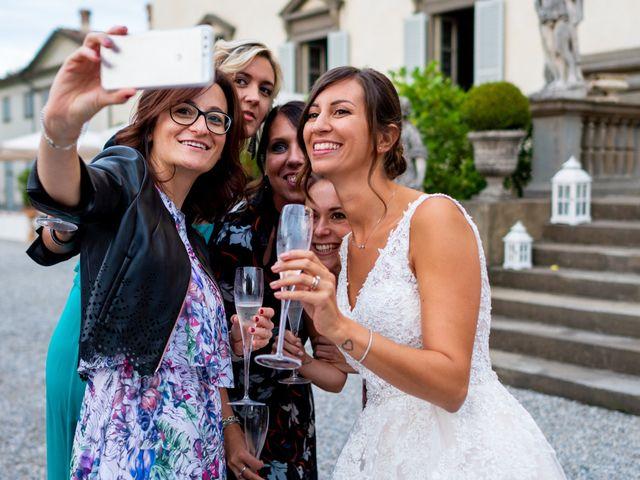 Il matrimonio di Fabio e Michela a Bergamo, Bergamo 72