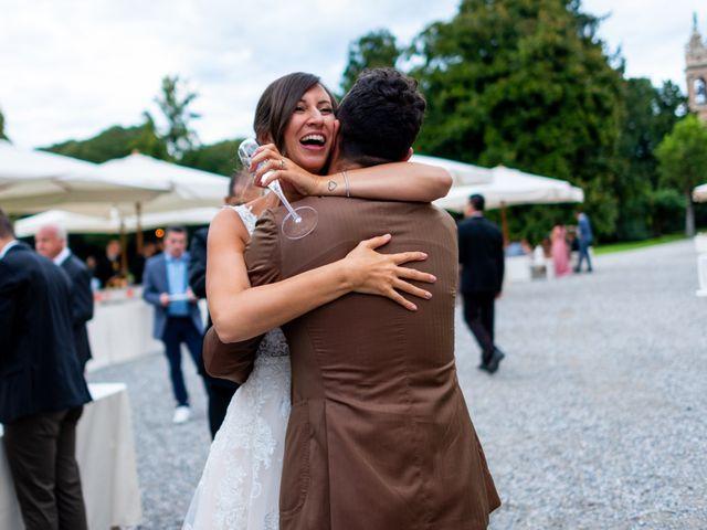 Il matrimonio di Fabio e Michela a Bergamo, Bergamo 74