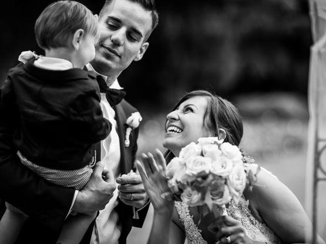 Il matrimonio di Fabio e Michela a Bergamo, Bergamo 80