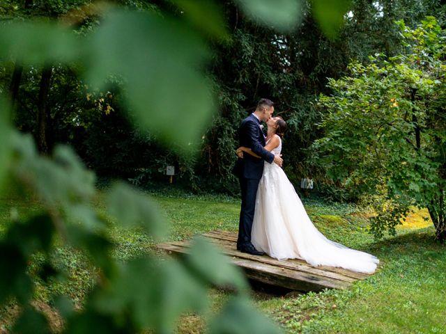 Il matrimonio di Fabio e Michela a Bergamo, Bergamo 82