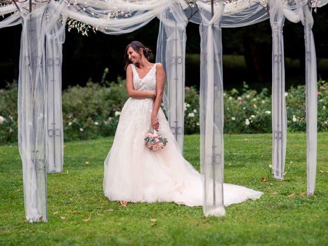 Il matrimonio di Fabio e Michela a Bergamo, Bergamo 83