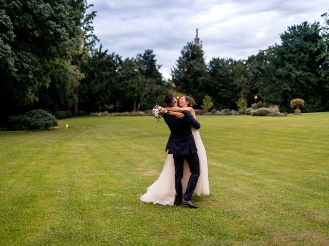 Il matrimonio di Fabio e Michela a Bergamo, Bergamo 84