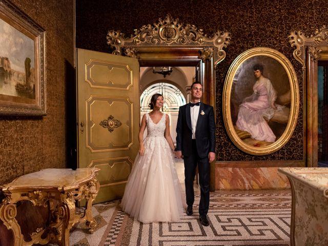 Il matrimonio di Fabio e Michela a Bergamo, Bergamo 88