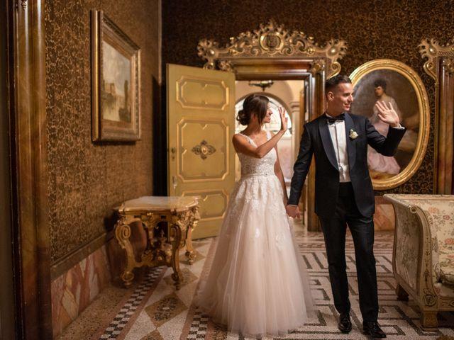Il matrimonio di Fabio e Michela a Bergamo, Bergamo 89