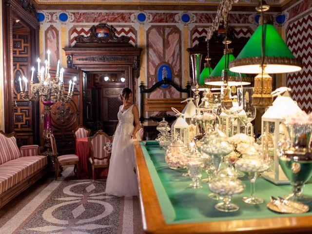 Il matrimonio di Fabio e Michela a Bergamo, Bergamo 91