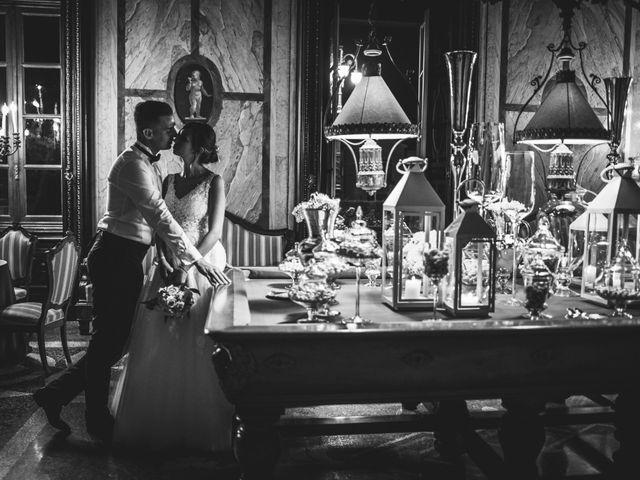 Il matrimonio di Fabio e Michela a Bergamo, Bergamo 93