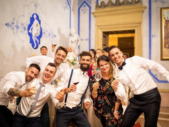 Il matrimonio di Fabio e Michela a Bergamo, Bergamo 95