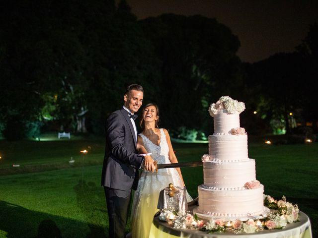 Il matrimonio di Fabio e Michela a Bergamo, Bergamo 102
