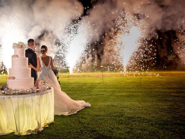 Il matrimonio di Fabio e Michela a Bergamo, Bergamo 104