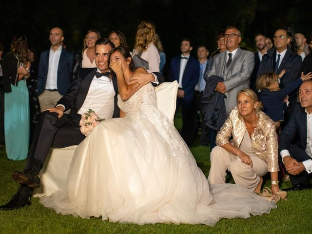 Il matrimonio di Fabio e Michela a Bergamo, Bergamo 106