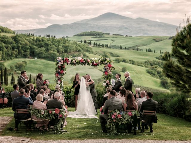 Le nozze di Kimberly e Joseph