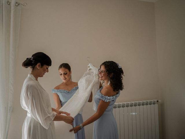 Il matrimonio di Giusy e Salvatore a Marigliano, Napoli 18