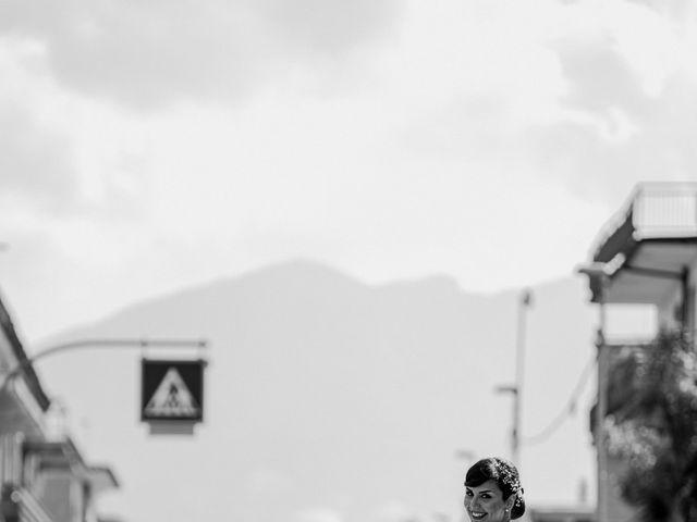 Il matrimonio di Giusy e Salvatore a Marigliano, Napoli 20