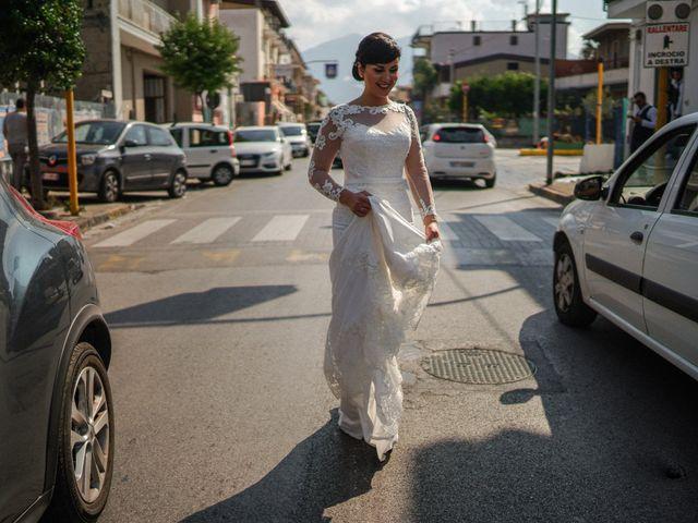 Il matrimonio di Giusy e Salvatore a Marigliano, Napoli 21