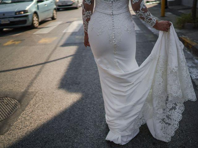 Il matrimonio di Giusy e Salvatore a Marigliano, Napoli 25