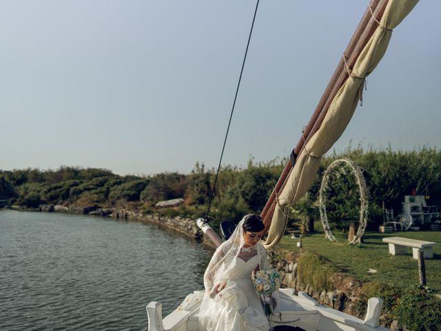 Il matrimonio di Giusy e Salvatore a Marigliano, Napoli 35