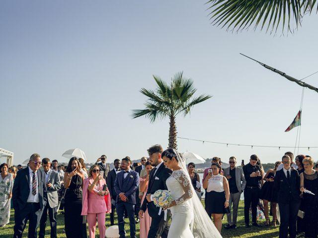 Il matrimonio di Giusy e Salvatore a Marigliano, Napoli 36