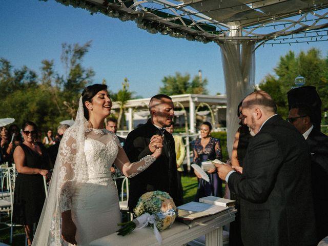 Il matrimonio di Giusy e Salvatore a Marigliano, Napoli 41