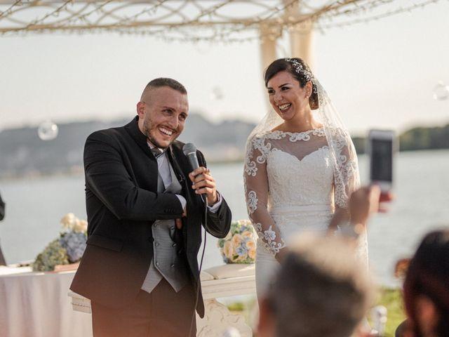 Il matrimonio di Giusy e Salvatore a Marigliano, Napoli 42