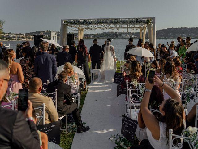 Il matrimonio di Giusy e Salvatore a Marigliano, Napoli 43