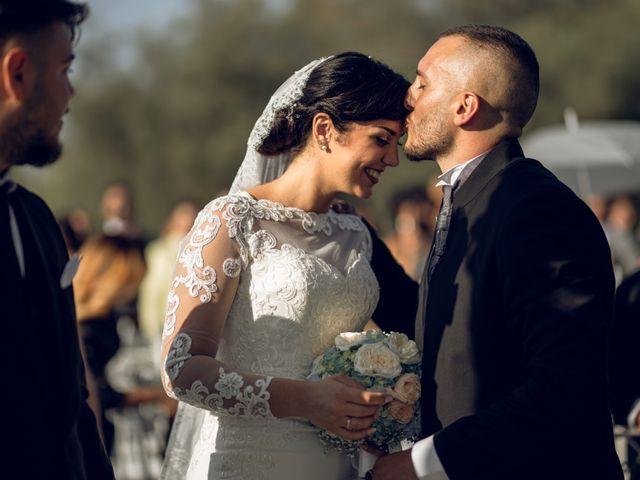 Il matrimonio di Giusy e Salvatore a Marigliano, Napoli 44