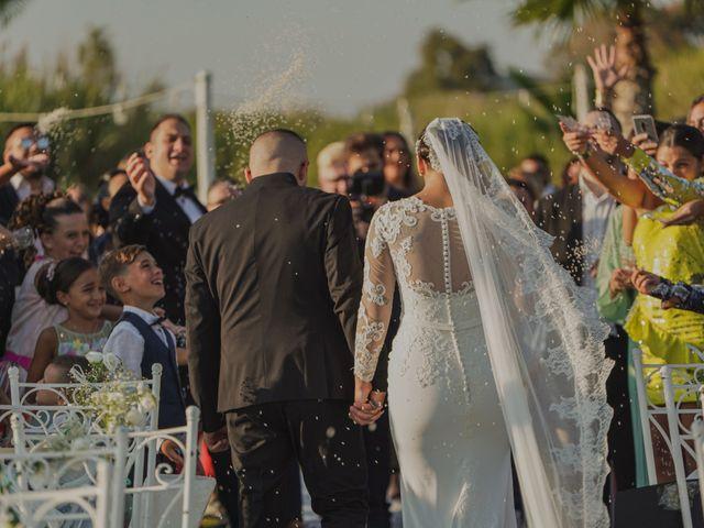 Il matrimonio di Giusy e Salvatore a Marigliano, Napoli 45