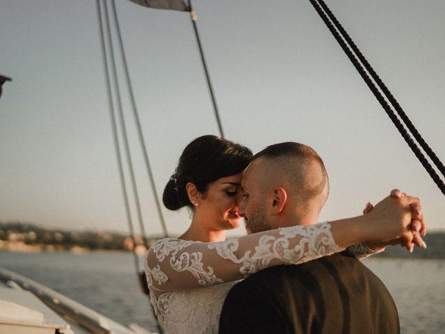 Il matrimonio di Giusy e Salvatore a Marigliano, Napoli 52