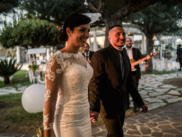 Il matrimonio di Giusy e Salvatore a Marigliano, Napoli 55