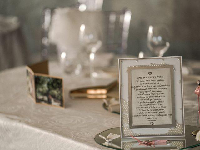 Il matrimonio di Giusy e Salvatore a Marigliano, Napoli 64