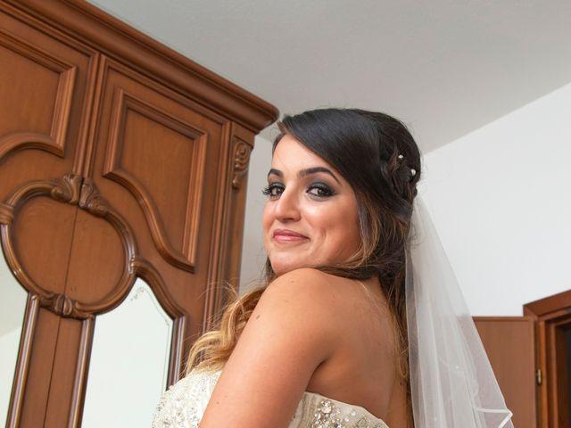 Il matrimonio di Roberto e Caterina a Oniferi, Nuoro 36