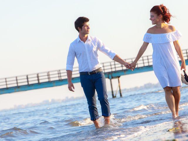 Il matrimonio di Michael e Nicole a Ferrara, Ferrara 9