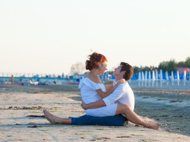 Il matrimonio di Michael e Nicole a Ferrara, Ferrara 10