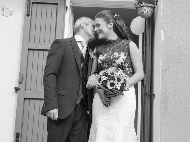 Il matrimonio di Michael e Nicole a Ferrara, Ferrara 28