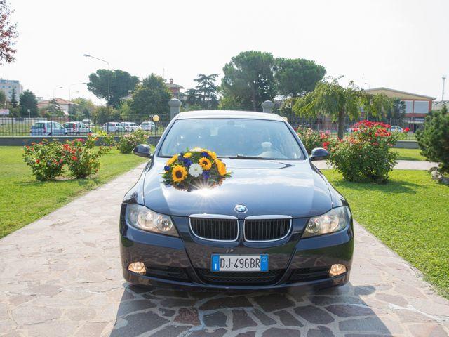 Il matrimonio di Michael e Nicole a Ferrara, Ferrara 30