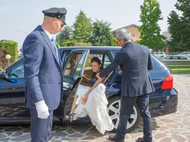 Il matrimonio di Michael e Nicole a Ferrara, Ferrara 31