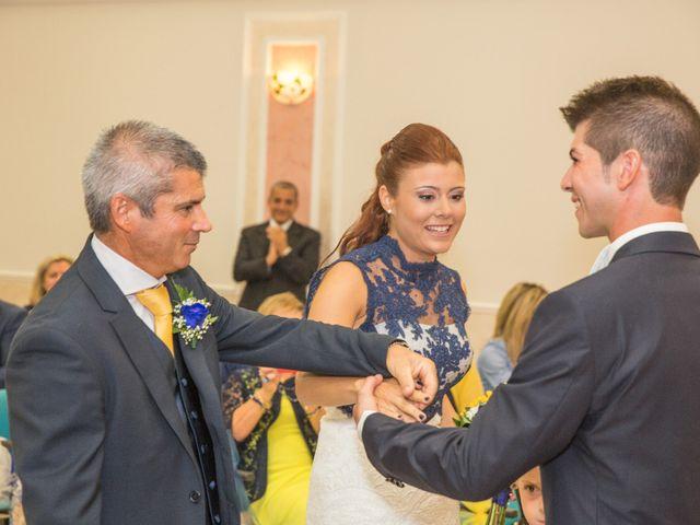 Il matrimonio di Michael e Nicole a Ferrara, Ferrara 33