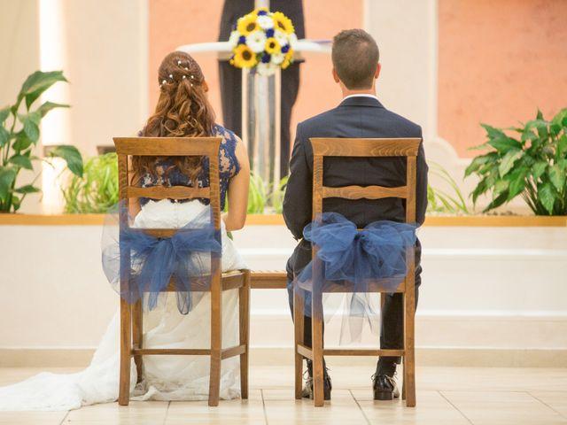 Il matrimonio di Michael e Nicole a Ferrara, Ferrara 40