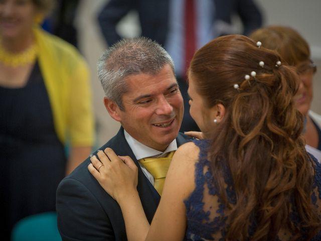 Il matrimonio di Michael e Nicole a Ferrara, Ferrara 54