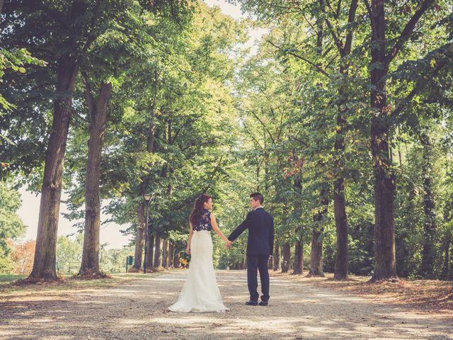 Il matrimonio di Michael e Nicole a Ferrara, Ferrara 62