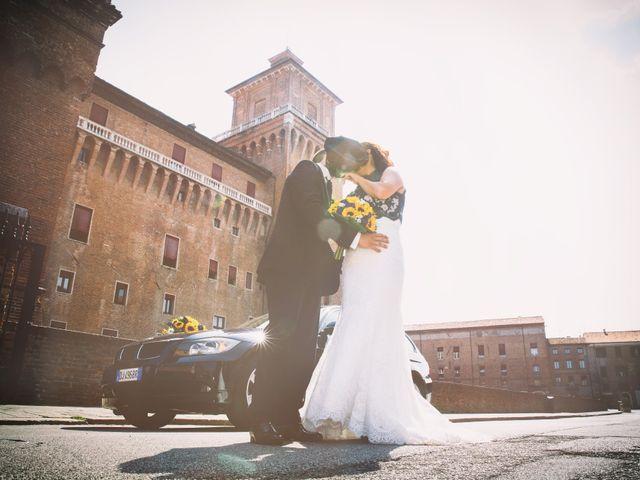 Il matrimonio di Michael e Nicole a Ferrara, Ferrara 66
