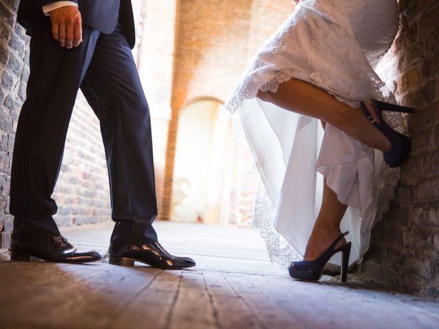 Il matrimonio di Michael e Nicole a Ferrara, Ferrara 1