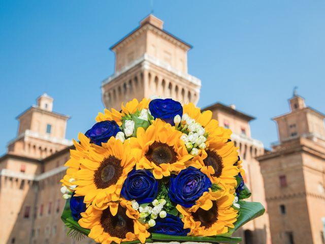 Il matrimonio di Michael e Nicole a Ferrara, Ferrara 69