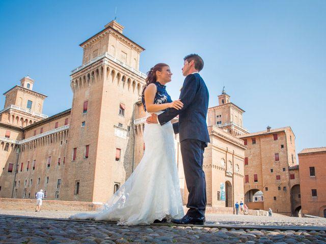Il matrimonio di Michael e Nicole a Ferrara, Ferrara 70