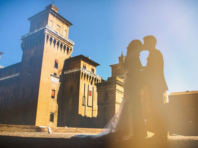 Il matrimonio di Michael e Nicole a Ferrara, Ferrara 71