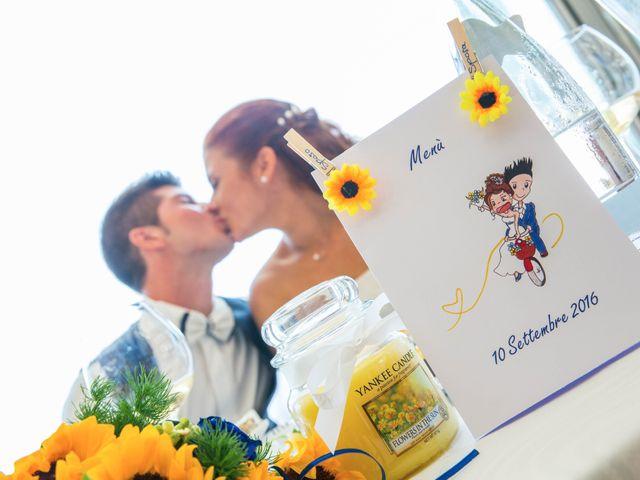 Il matrimonio di Michael e Nicole a Ferrara, Ferrara 76