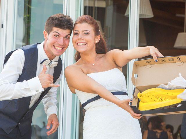 Il matrimonio di Michael e Nicole a Ferrara, Ferrara 78