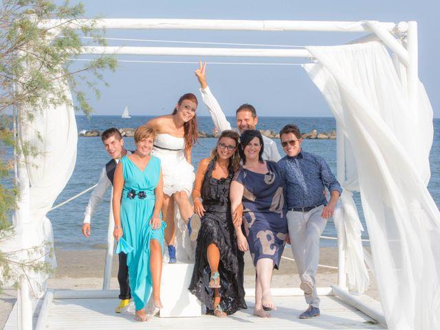 Il matrimonio di Michael e Nicole a Ferrara, Ferrara 86