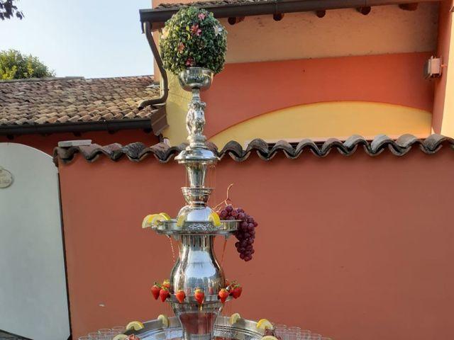 Il matrimonio di Cristian  e Sara a Salvirola, Cremona 11
