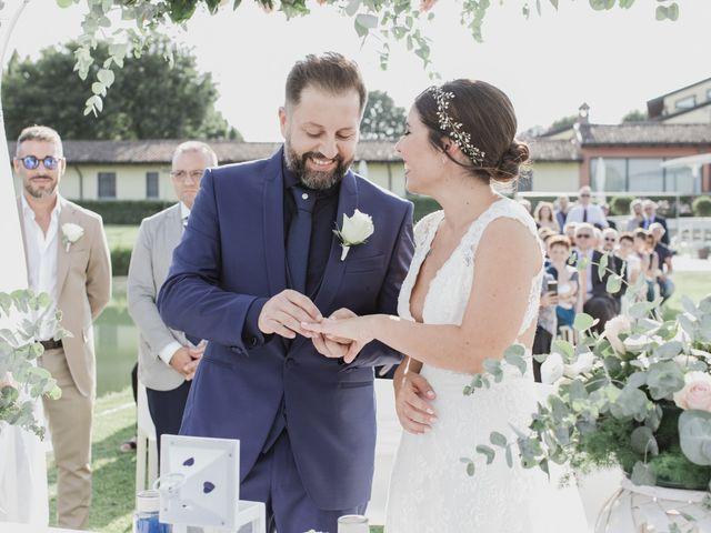 Il matrimonio di Cristian  e Sara a Salvirola, Cremona 2